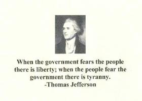 Thomas Jefferson quote #2