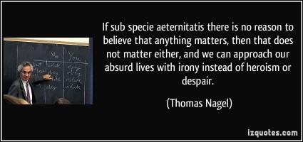 Thomas Nagel's quote #2