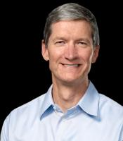 Tim Cook profile photo