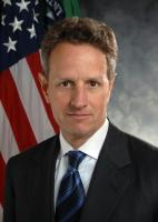 Timothy Geithner profile photo