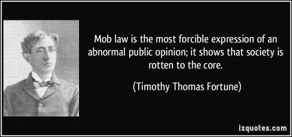 Timothy Thomas Fortune's quote #3