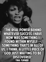 Tina Turner quote #2