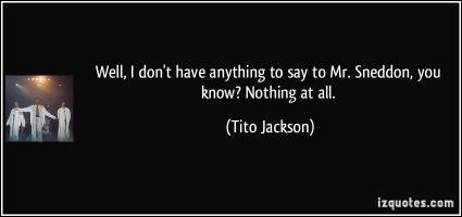 Tito Jackson's quote #6