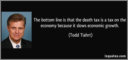 Todd Tiahrt's quote