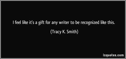 Tracy K. Smith's quote #2