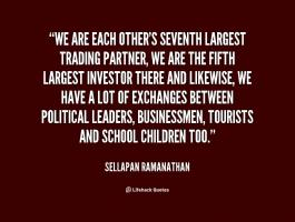 Trading Partner quote #2