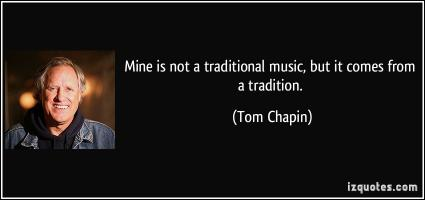 Traditional Music quote #2