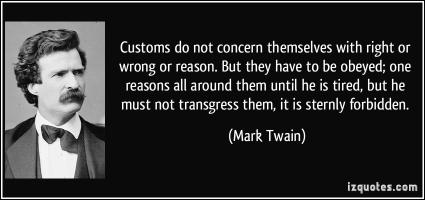 Transgress quote #2
