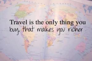 Traveled quote #4