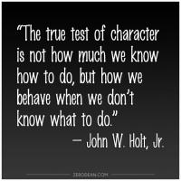 True Character quote #2