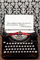 Typewriter quote #1