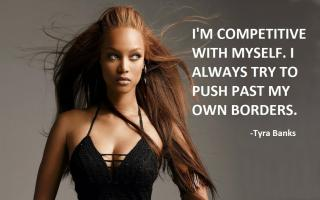 Tyra Banks's quote