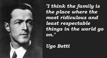 Ugo Betti's quote