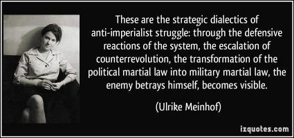 Ulrike Meinhof's quote #1
