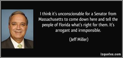 Unconscionable quote