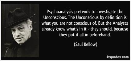 Unconscious quote #2
