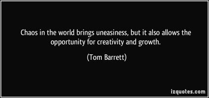 Uneasiness quote #2