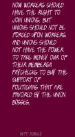 Unions quote #4