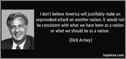 Unprovoked quote