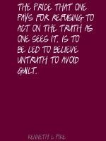Untruth quote #2