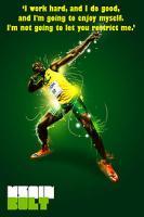 Usain Bolt's quote