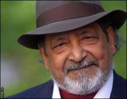 V. S. Naipaul profile photo