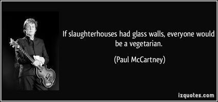 Vegetarianism quote #2