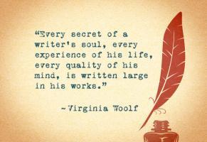 Virginia Woolf quote #2