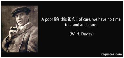 W. H. Davies's quote #3