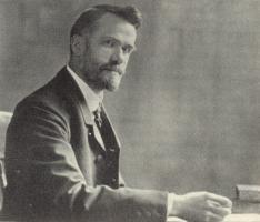 Walter Rauschenbusch profile photo