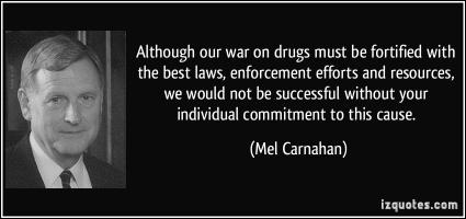War On Drugs quote #2