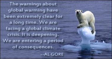 Warming quote #2
