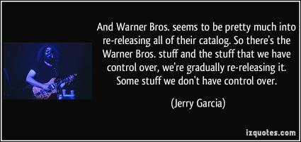 Warner Bros quote #2