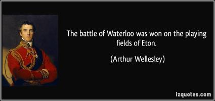 Waterloo quote #1