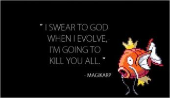 Weirdest quote #1