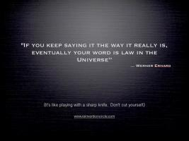 Werner Erhard's quote #2