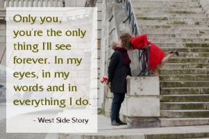 West Side Story quote #2