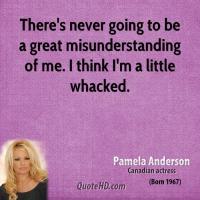 Whacked quote #1