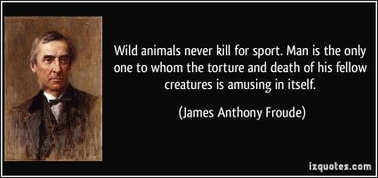 Wild Animals quote