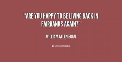 William Allen Egan's quote