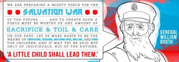 William Booth's quote #3
