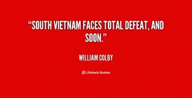 William Colby's quote #1