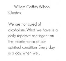 William Griffith Wilson's quote #2