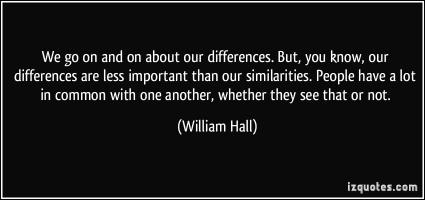 William Hall's quote #1