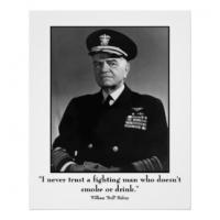 William Halsey's quote