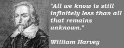 William Harvey's quote #1