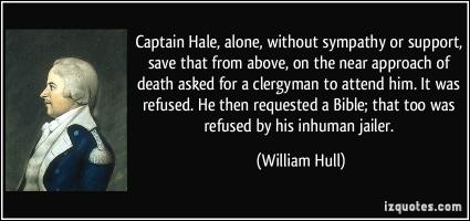 William Hull's quote #1