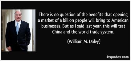 William M. Daley's quote #2
