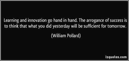 William Pollard's quote #4