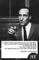 William S. Burroughs's quote